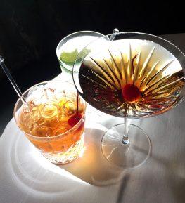 Pacific Dining Car - Premium Cocktails