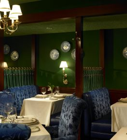 Pacific Dining Car - LA Astor Room booths