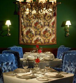 Pacific Dining Car - LA Astor Room