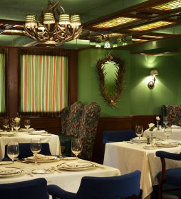 Pacific Dining Car - LA Northern Pacific Room