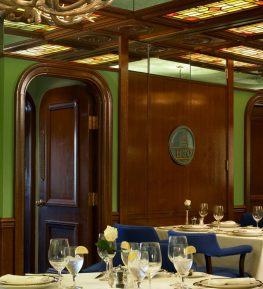 Pacific Dining Car - LA Pacific Northwest room