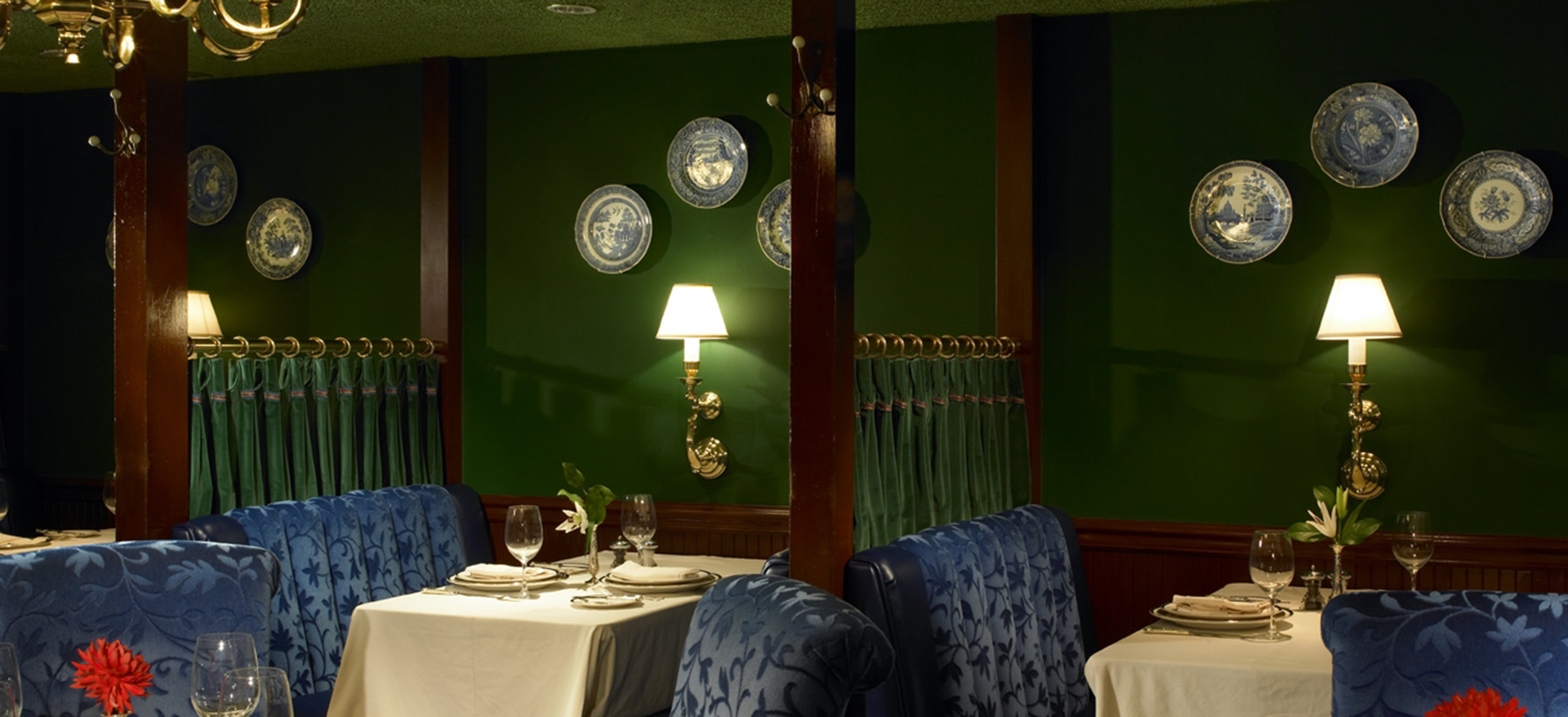 Pacific Dining Car - LA Astor Room