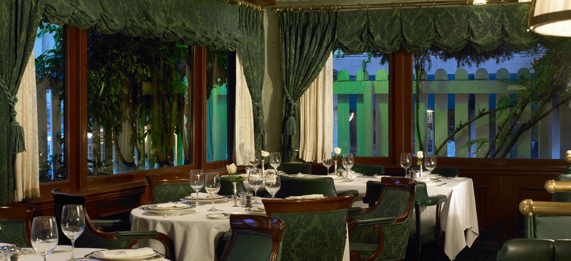 Pacific Dining Car - LA Huntington Room