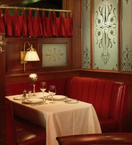 Pacific Dining Car - SM booth