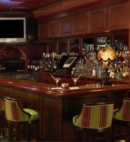 Pacific Dining Car - SM Club Car bar