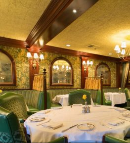 Pacific Dining Car - SM dining room