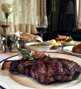 Pacific Dining Car - L.A.s Iconic, Luxury Steakhouse