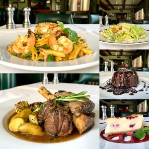 Pacific Dining Car Steakhouse Specials