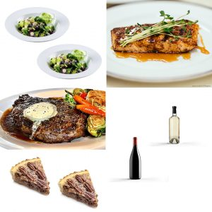 PDC Special Dinner for 2